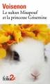 Couverture Le sultan Misapouf et la princesse Grisemine Editions Folio  (2 €) 2016