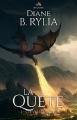 Couverture Chevalier noir, tome 1 : La quête Editions MxM Bookmark 2016