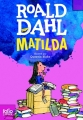 Couverture Matilda Editions Folio  (Junior) 2016