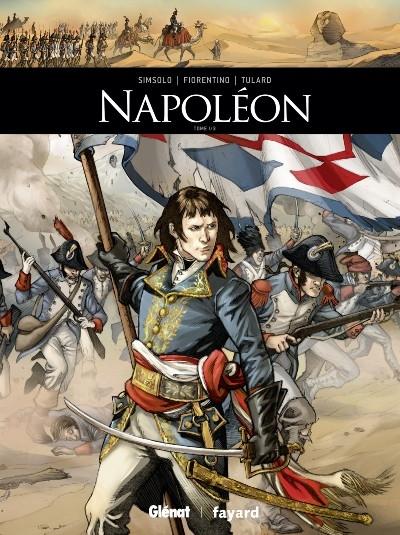 Couverture Napoléon (BD), tome 1