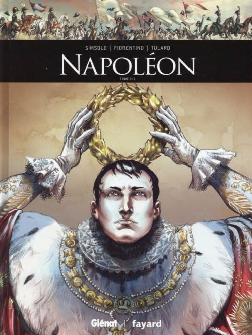 Couverture Napoléon (BD), tome 2