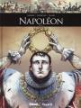 Couverture Napoléon (BD), tome 2 Editions Glénat / Fayard (Ils ont fait l'Histoire) 2015