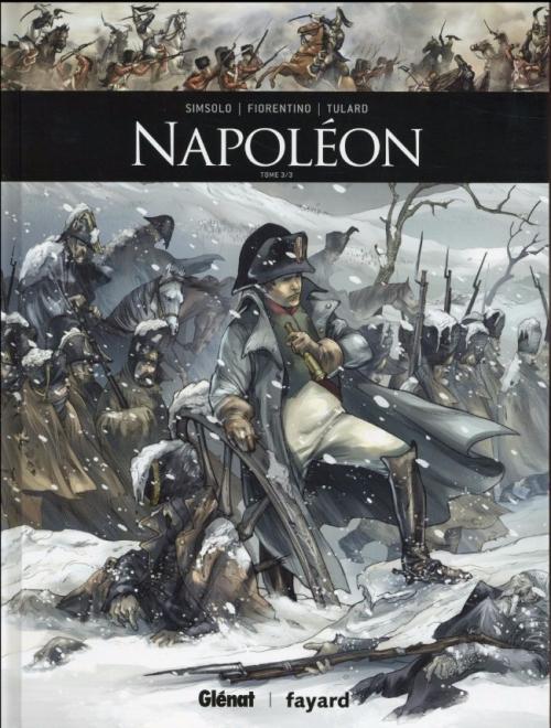 Couverture Napoléon (BD), tome 3