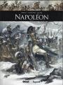 Couverture Napoléon (BD), tome 3 Editions Glénat / Fayard (Ils ont fait l'Histoire) 2016
