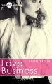 Couverture Love Business (Spicy), tome 1 Editions Nisha (Diamant noir) 2016