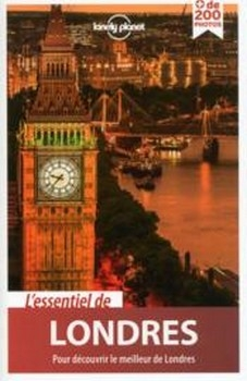 Couverture L'essentiel de Londres