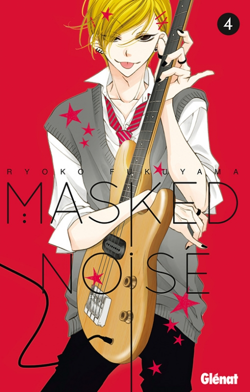 Couverture Masked noise, tome 04