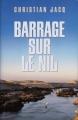 Couverture Barrage sur le nil Editions France Loisirs 1995