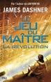 Couverture Le jeu du maître, tome 2 : La révolution Editions Pocket (Jeunesse) 2016