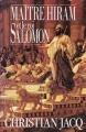 Couverture Maître Hiram et le roi Salomon Editions France Loisirs 1990