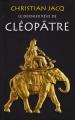 Couverture Le dernier rêve de Cléopâtre Editions France Loisirs 2013