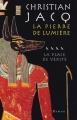 Couverture La Pierre de lumière, tome 4 : La Place de vérité Editions France Loisirs 2001
