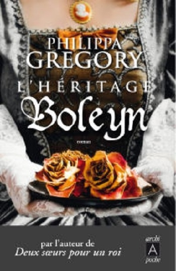Couverture L'Héritage Boleyn