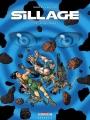 Couverture Sillage, tome 19 : Temps mort Editions Delcourt (Néopolis) 2016