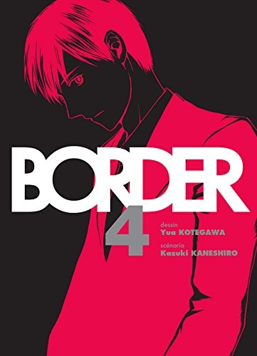 Couverture Border, tome 4