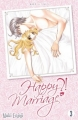 Couverture Happy Marriage ?!, double, tome 3 Editions Kazé (Shôjo) 2016