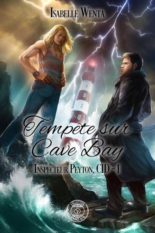 Couverture Inspecteur Peyton, CID, tome 1 : Tempête sur Cave Bay