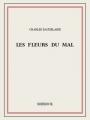 Couverture Les fleurs du mal / Les fleurs du mal et autres poèmes Editions Bibebook 2015