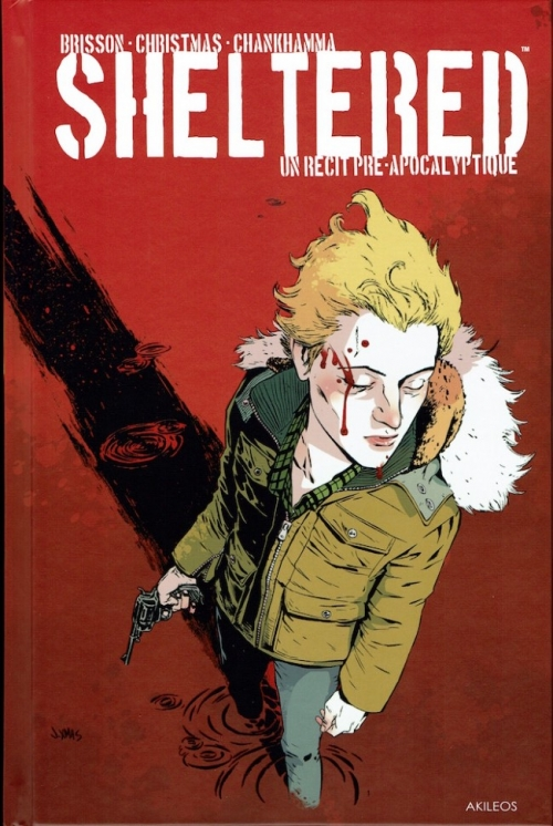 Couverture Sheltered