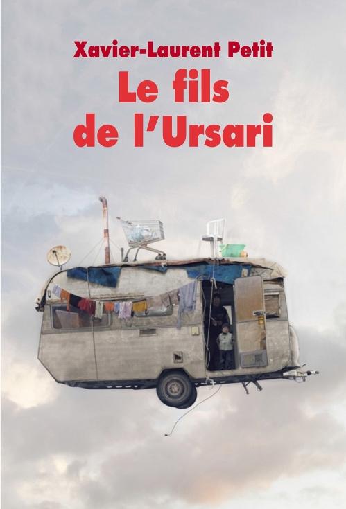 Couverture Le fils de l'Ursari