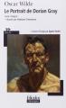 Couverture Le portrait de Dorian Gray Editions Folio  (Plus classiques) 2013