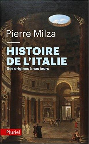 Couverture Histoire de l'Italie : Des origines à nos jours