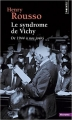 Couverture Le syndrome de Vichy Editions Points (Histoire) 2016