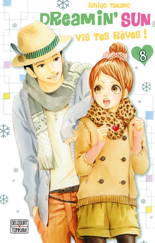 Couverture Dreamin' Sun : Vis tes rêves !, tome 08