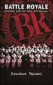 Couverture Battle Royale Editions Hachette 2008