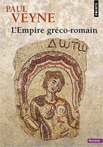 Couverture L'Empire gréco-romain