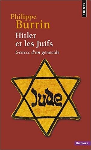 Couverture Hitler et les juifs : genèse d'un génocide