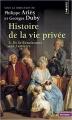 Couverture Histoire de la vie privée, tome 3 : De la Renaissance aux Lumières Editions Points (Histoire) 2013
