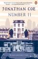 Couverture Numéro 11 Editions Penguin books (Fiction) 2016