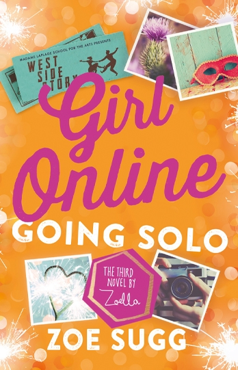 Couverture Girl Online : Going Solo