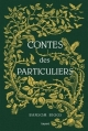 Couverture Contes des Particuliers Editions Bayard 2016