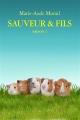 Couverture Sauveur & fils, tome 2 Editions L'École des loisirs (Médium +) 2016