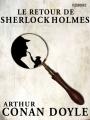 Couverture Résurrection de Sherlock Holmes / Le Retour de Sherlock Holmes Editions Feedbooks 2006