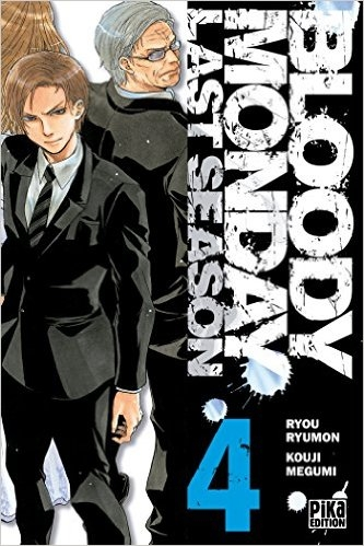 Couverture Bloody Monday : Last Season, tome 4