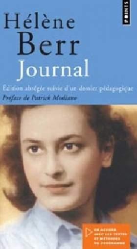 Couverture Journal, abrégé