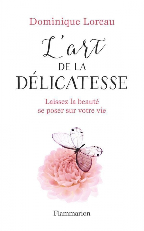 Couverture L'art de la delicatesse
