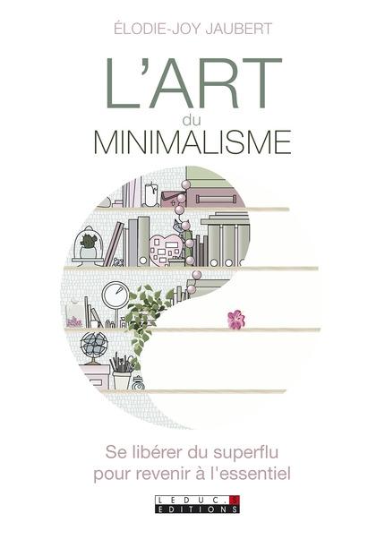 Couverture L'art du minimalisme