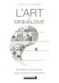 Couverture L'art du minimalisme Editions Leduc.s 2016