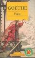 Couverture Faust Editions Maxi Poche (Classiques étrangers) 1996
