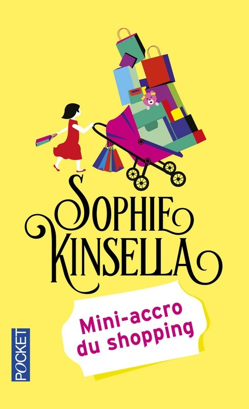 Couverture L'Accro du shopping, tome 6 : Mini-accro du shopping