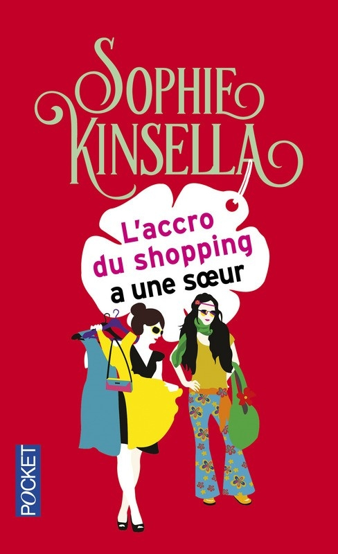 Couverture L'Accro du shopping, tome 4 : L'Accro du shopping a une soeur