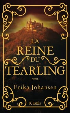 Couverture La reine du tearling