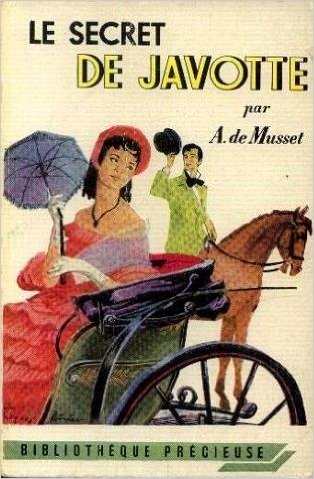 Couverture Le secret de Javotte