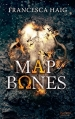 Couverture Fire sermon / Le serment incandescent, tome 2 : Map of bones / La révolte des Omégas Editions Hachette 2016