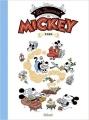 Couverture La jeunesse de Mickey Editions Glénat 2016