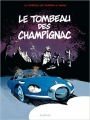 Couverture Une aventure de Spirou et Fantasio par..., tome 03 : Le Tombeau des Champignac Editions Dupuis 2014